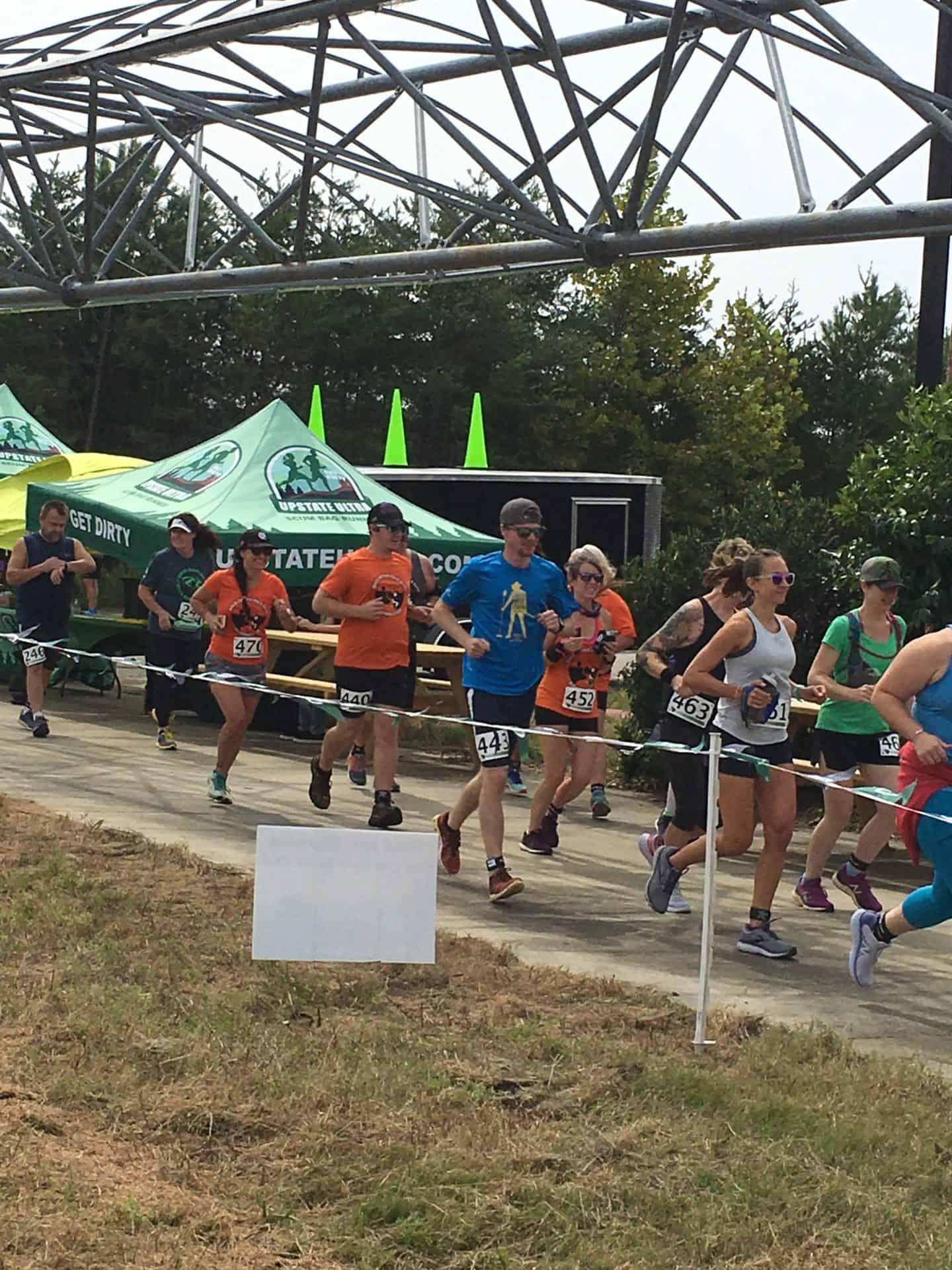 Upstate Ultra Race